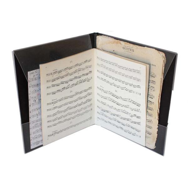 Desca Music Presto Portable Music Stand Fholder